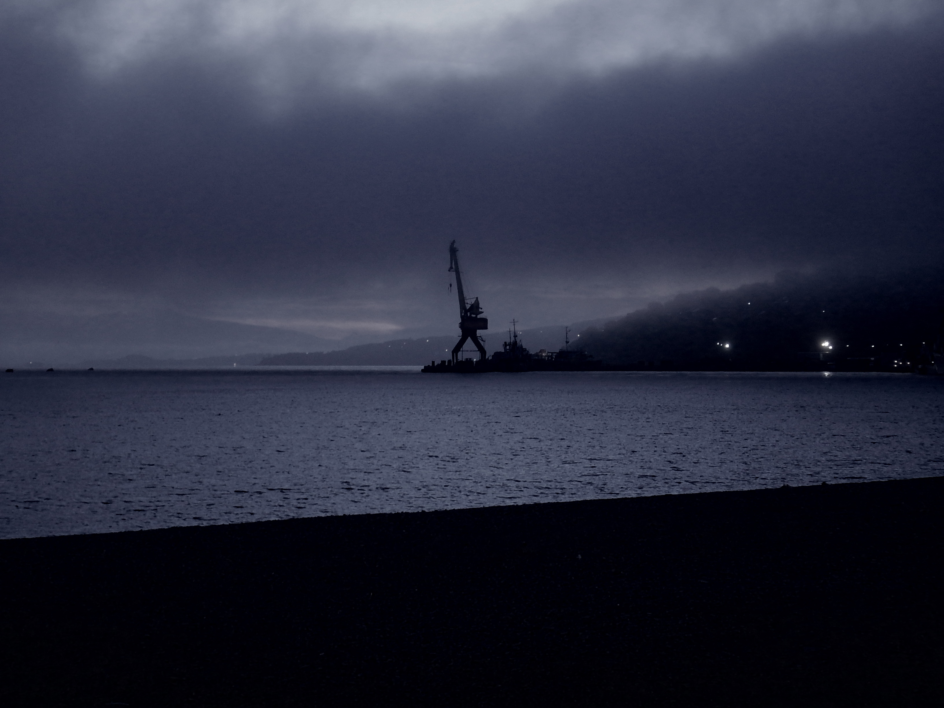 Петропавловск-Камчатский, Авачинская бухта