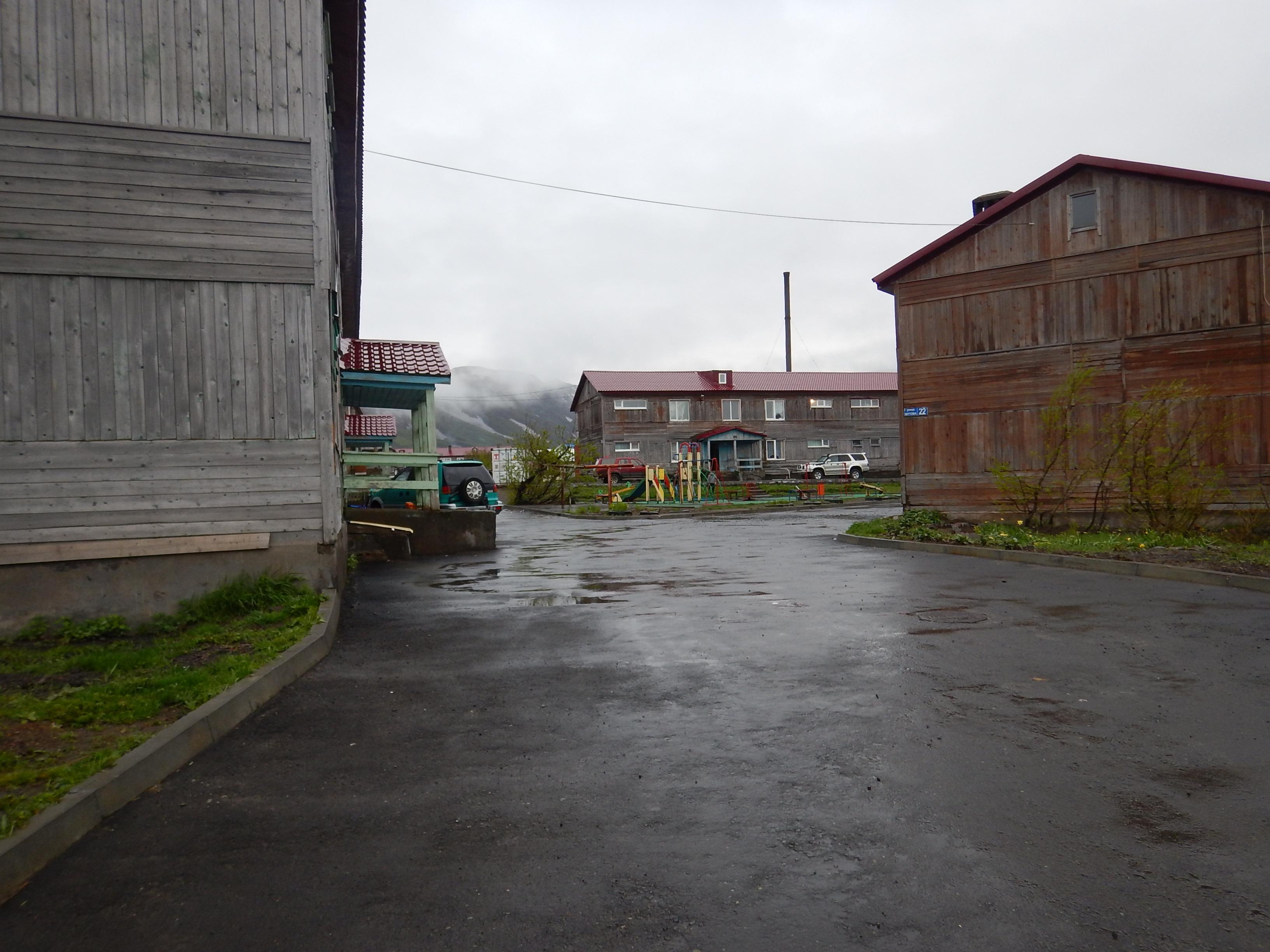улицы Северо-Курильска