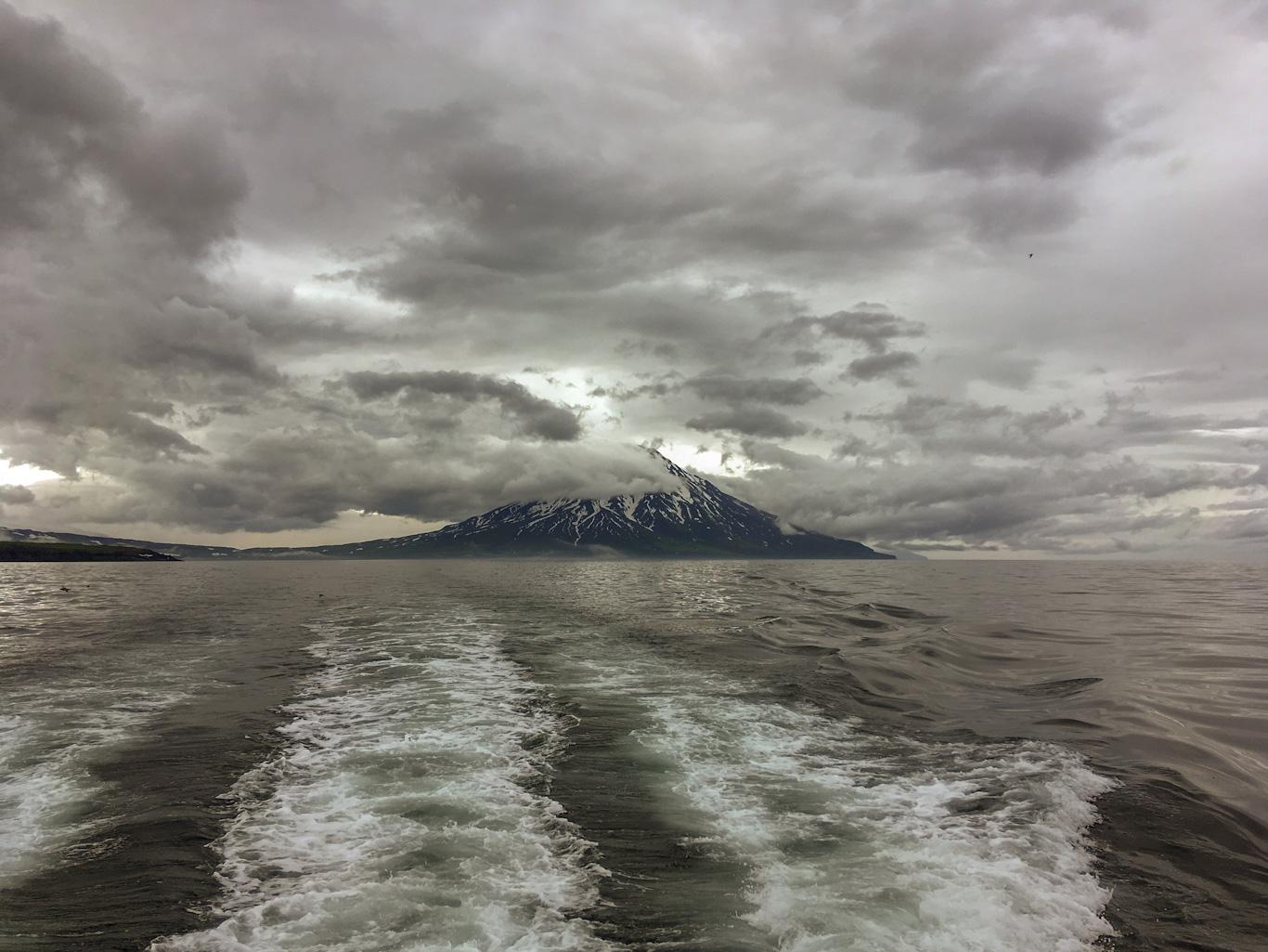 Вулкан Фусса, Парамушир