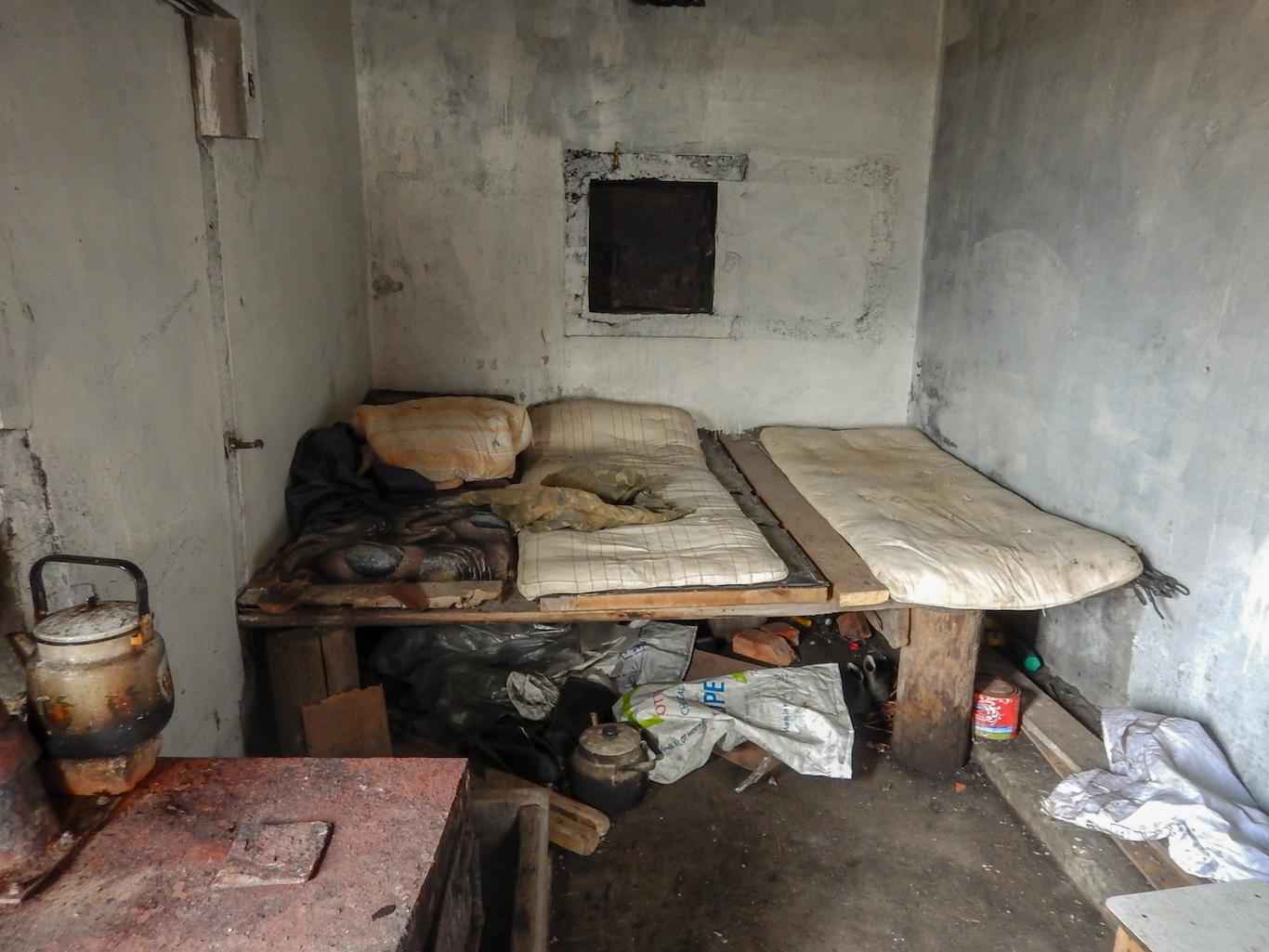 Остров Шумшу июль 2018. Внутри бывшей японской маслонасосной станции
